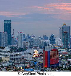 Bangkok Ferris Wheel