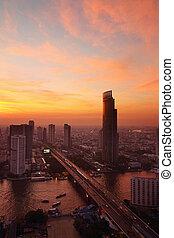 bangkok, horizon