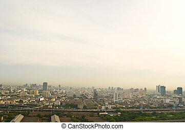 bangkok, métropolitain
