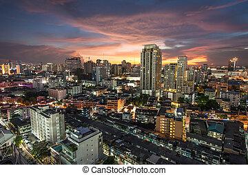 bangkok, miasto