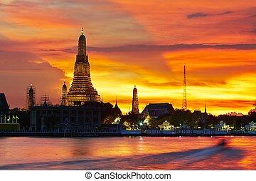 bangkok, notte