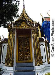 bangkok, palacio grande, tailandia