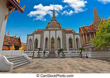 bangkok, palazzo, grande