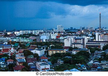 Bangkok paranoma
