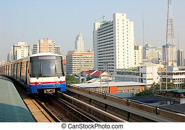 bangkok, skytrain