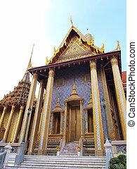 bangkok, tailandia, grande palazzo