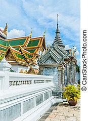 bangkok, tailandia, palazzo reale