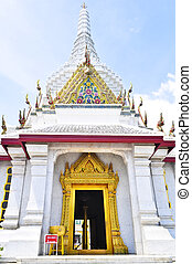 bangkok, tailandia, tempiale marmo
