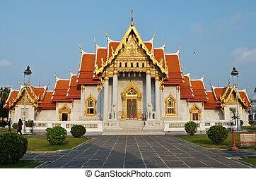 bangkok, tempiale marmo