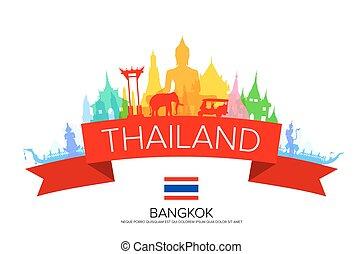 Bangkok Thailand Travel.
