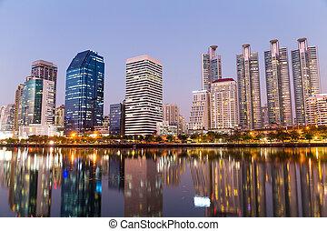 bangkok, város