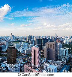 bangkok, városnézés