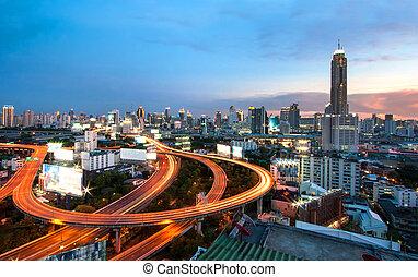 bangkok, ville
