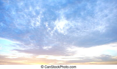 Bangkok,Thailand top view sunrise - Video of Bangkok,...