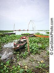 bangladesch, landschaftsbild