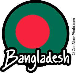 Bangladesh icon - Creative design of bangladesh icon