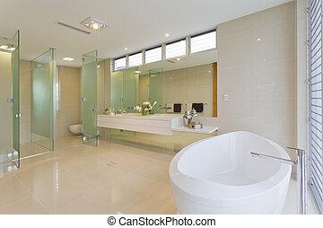 banheiro, luxo