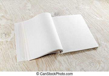 Bank booklet