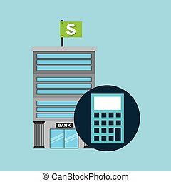 bank building finance calculator