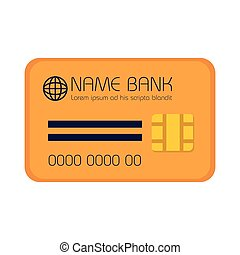 bank card money