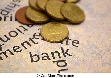 bank, concept