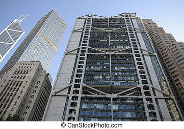 Bank headquarters in Hong Kong - Bank headquarters in ...