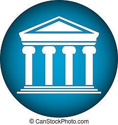bank, ikona
