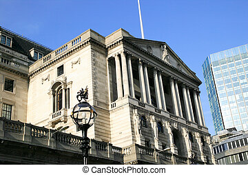 Bank Of England fondly known as %u2018The Old Lady Of...