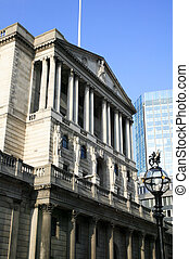 Bank Of England, London, England, UK, fondly known as...