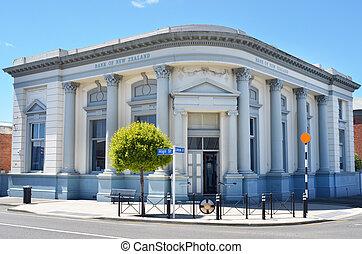 Bank of New Zealand (BNZ) - DANNERVIKE, NZ - DEC 03...