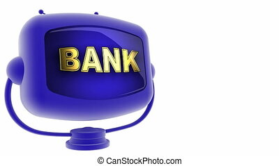 bank  on loop alpha mated tv