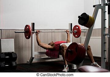 bank- presse, workout