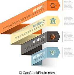 Bank theme design element