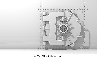 bank vault to safe your money