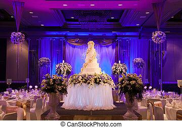 banket, trouwfeest