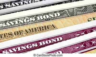 United States Treasury Savings Bond