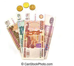 Banknotes and coins of Russia