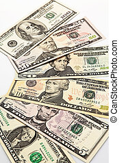 banknotes, i. s., dollare