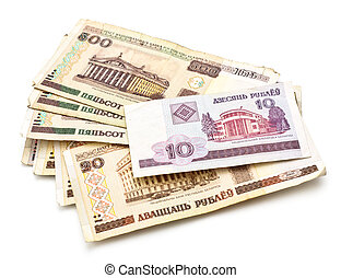Banknotes Of Belarus