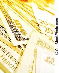 Banknotes - world money
