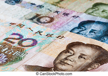 Banknotes - Yuan bills of China