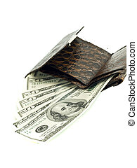 bankpapier, dollar, ons