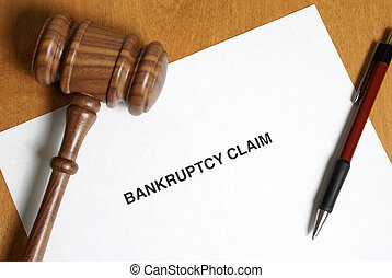 Bankruptcy Claim - It's never in anyones agenda to claim...