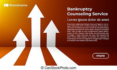 BANKRUPTCY COUNSELING SERVICE - Web Template in Trendy ...