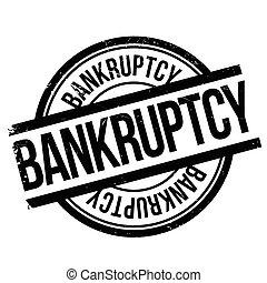Bankruptcy stamp