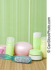 Set of Hygienic Supplies
