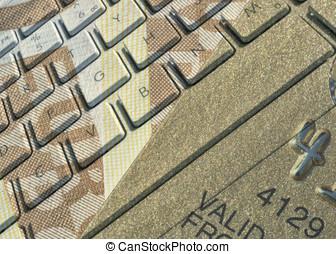 bankwesen, europäische , online