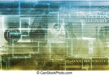 bankwezen, internet