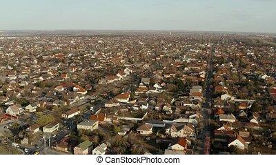 banlieues, au-dessus