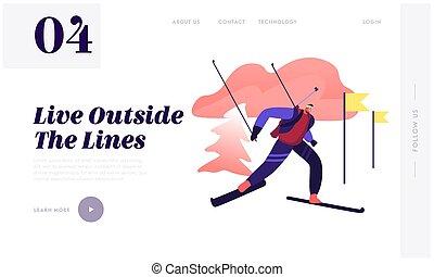 banner., διαμέρισμα , χειμώναs , αθλητής , γελοιογραφία , τρέξιμο , προσγείωση , τμήμα , δρομεύς , route., γενική ιδέα , κάνω σκi , μικροβιοφορέας , biathlete , αγώνας , κόσμοs , φίλαθλος , page., ιστός , κύπελο , website , ελκυστικός , εικόνα , competition., αγώνισμα , σελίδα , biathlon